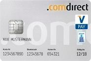 comdirect gemeinschaftskonto girocard