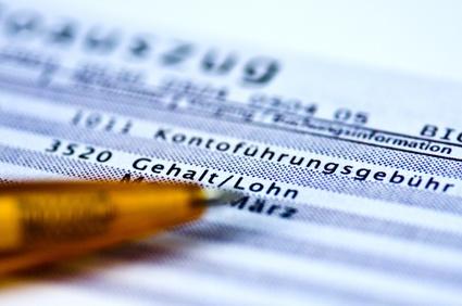 kontoführungsgebühren gemeinschaftskonto
